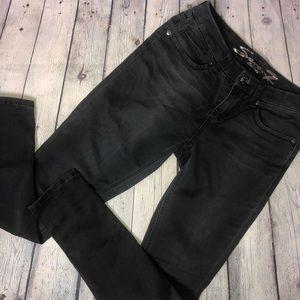 Seven7 Black Skinny Jeans